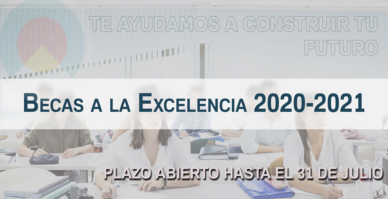 Becas a la Excelencia 2020